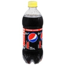 Soda 20 oz Bottle