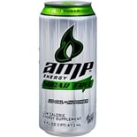 AMP Energy Energy Supplement Drink Sugar Free