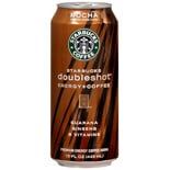Starbucks Coffee Doubleshot Premium Energy Coffee Drink Mocha