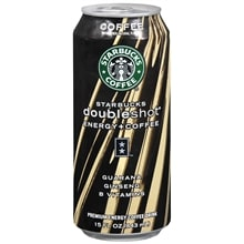 Doubleshot Premium Energy Coffee Drink, Coffee