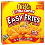 Ore-Ida Easy Fries Golden Crinkles French Fried Potatoes