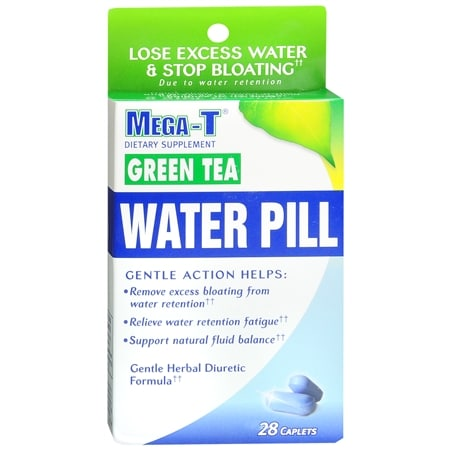 Water infection tablets over the counter