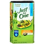 Green Giant Just for One Frozen Vegetable Steam Trays 4 Pack Broccoli & Cheese Sauce