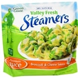 Green Giant Valley Fresh Steamers Frozen Vegetables Broccoli & Cheese Sauce