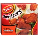 Tyson Any'tizers Chicken Wings Hot 'n Spicy
