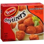 Tyson Any'tizers Boneless Chicken Bites Buffalo Style