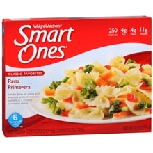 Smart Ones Classic Favorites Frozen Entree, Pasta Primavera