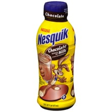 Nesquik Reduced Fat Milk, Chocolate