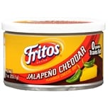 Fritos Flavored Cheese Dip Jalapeno Cheddar
