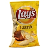 Frito Lay Potato Chips Classic