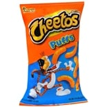 Cheetos Cheese Flavored Snacks Puffs