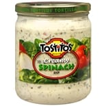 Tostitos  Creamy Dip Spinach