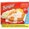 Banquet Frozen Entree Chicken Fried Beef Steak