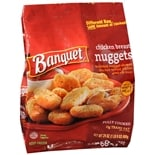 Banquet Frozen Chicken Breast Nuggets