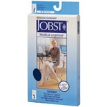 Jobst Women's Opaque Knee High Socks (Moderate) 15-20 mm