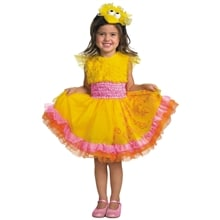 Disguise Costumes Sesame Street Frilly Infant Costume Big Bird