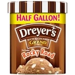 Dreyer's Grand Ice Cream Rocky Road