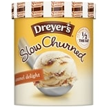 Dreyer's Slow Churned Light Ice Cream Caramel Delight
