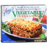 Amy's Frozen Entree Vegetable Lasagna