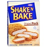 Kraft Shake 'N Bake Seasoned Coating Mix Original Pork
