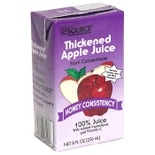 Resource Thickened Apple Juice Honey Consistency 27 Pack