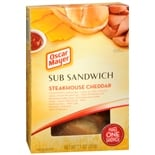 Oscar Mayer Sub Sandwich Steakhouse Cheddar