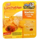 Oscar Mayer Lunchables Lunch Combinations Nachos Cheese Dip + Salsa