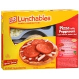 Oscar Mayer Lunchables Lunch Combinations Pizza with Pepperoni