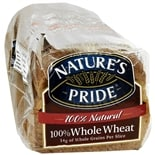 Nature's Pride Premium Bread 100% Whole Wheat