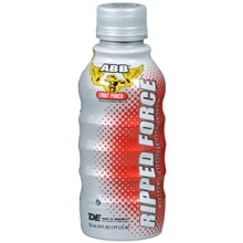 ABB Ripped Force Sustained Energy Dietary Supplement Drink Fruit Punch