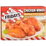 T.G.I. Friday's Frozen Chicken Wings Buffalo Style Sauce