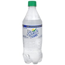 Lemon-Lime Soda 20 oz Bottle