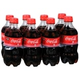 Coca-Cola Coke Classic 12oz Bottles 8 Pack