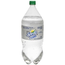 Lemon-Lime Soda 2 Liter Bottle