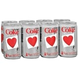 Diet Coke Soda 8 Pack Cans