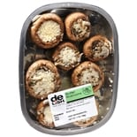 Good & Delish Stuffed Mushrooms