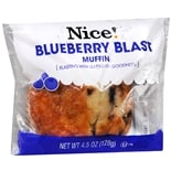 Nice! Muffin Blueberry Blast