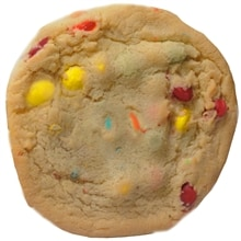 Cookie, M&M Candy