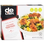 Good & Delish Frozen Dinner Chicken Teriyaki