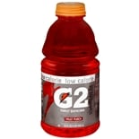 G2 Low Calorie Thirst Quencher Beverage 32 oz Bottle Fruit Punch