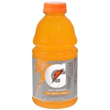 Perform 02 Thirst Quencher Beverage, A.M. Tropical-Mango Flavor