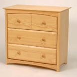 Storkcraft Beatrice 3 Drawer Chest Natural