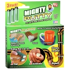 Powerful Bonding Epoxy Sticks 3 Pack