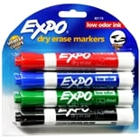 Expo Dry Erase Markers Assorted