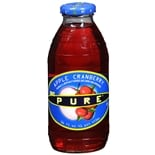 Mr. Pure Juice Beverage Apple Cranberry