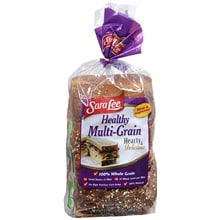 Hearty & Delicious Bakery Bread, Healthy Multi-Grain