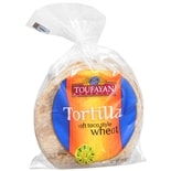 Toufayan Flour Tortillas 12 Pack Wheat