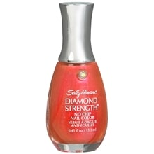 Diamond Strength No Chip Nail Color, Honeymoon Red