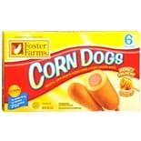 Foster Farms Corn Dogs Honey Crunchy Flavor