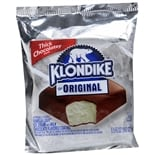Klondike Vanilla Ice Cream Bar Original